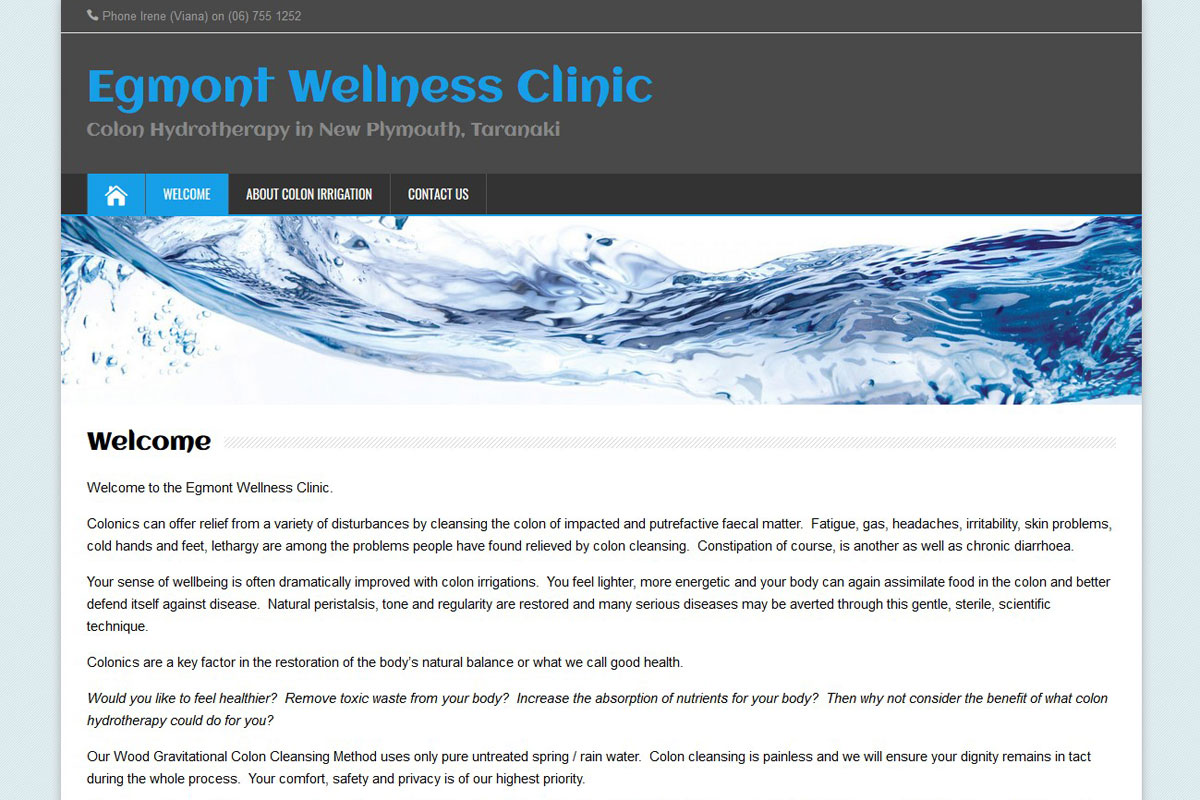 Egmont Wellness Clinic