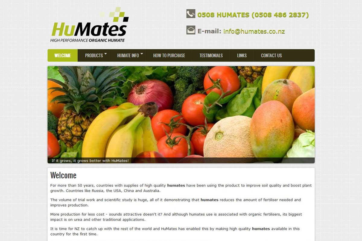 NZ Humates Ltd