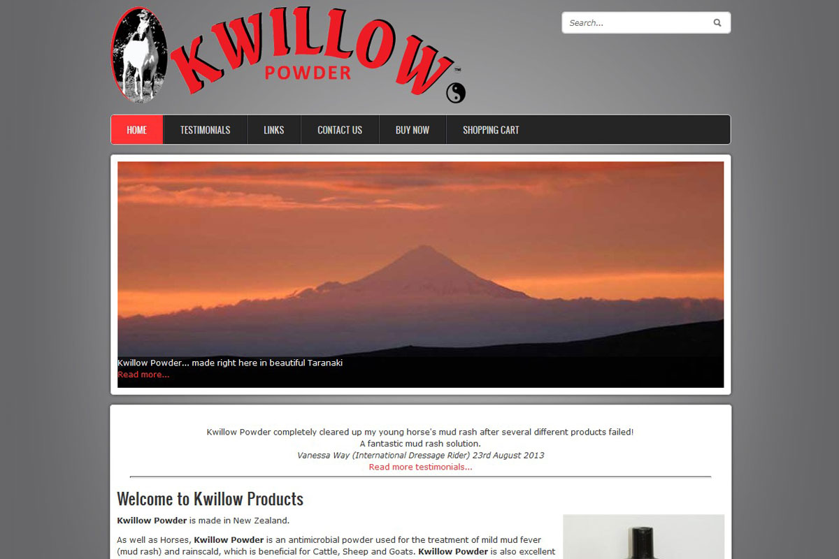 Kwillow Products